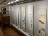 Chinese Paintings Gallery - Michael Sullivan and Friends exhibition case. © Ashmolean Museum, University of Oxford