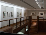 Chinese Paintings Gallery - Art in China in the 1960s and 1970s exhibition upper. © Ashmolean Museum, University of Oxford