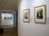 Eastern Art Paintings Gallery - Yakusha-e: Kabuki Prints exhibition west wall. © Ashmolean Museum, University of Oxford