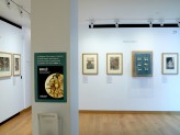 Eastern Art Paintings Gallery - Tales in the Round exhibition north wall. © Ashmolean Museum, University of Oxford