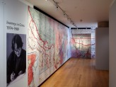 Special Exhibitions Gallery - Xu Bing Landscape Landscript exhibition. © Ashmolean Museum, University of Oxford