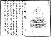 Elephant vessel from the collection of Lu Jiang, in Lu Dalin's Kaogu tu (Illustrations of Archaeolog.