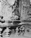 Fig. 19. Clay Bodhisattva images in a chapel at Shalu monastery, Tibet, mid-eleventhcentury, Archive photo, pre-1960s[first published in Archeological Studies on Monasteries of the Tibetan Buddhism, Cultural Relics publishing house, Beijing 1996, pl. 32].