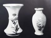 Satsuma vase illustrated in Lady's Ingram's Connoisseur article. © Connoisseur magazine