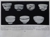 Satsuma teabowls illustrated in Lady Ingram's Connoisseur article (object pictured on top far right). © Connoisseur magazine