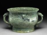 Ritual food vessel, or gui (EA1956.854)