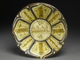 Bowl with petalled decoration (top)