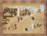 Yoshiwara pleasure quarters