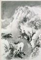 Snow on Mount Emei