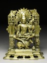 Figure of Shiva and Parvati (Uma-Maheshvara) (EA1965.5)