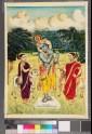 Krishna the Flautist, or Muralidhara-Krishna