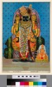 The deity Dwarkanath