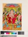 Ganapati, or Ganesha, and the eight nayakas