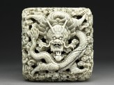 Ivory seal with dragon (top)