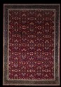 Mughal carpet with floral pattern (EA1975.17)