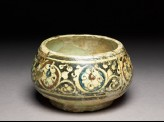 Bowl with scrolling palmettes