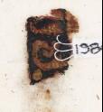 Textile fragment with inscription (EA1984.113.c)