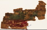 Textile fragment with quilted bands (EA1984.128)