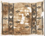 Cloth with hexagons and diamond-shapes (EA1984.225)