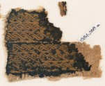 Textile fragment with bands of interlaced braid (EA1984.268.a)