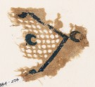 Textile fragment with crescents (EA1984.276)