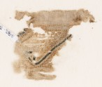Textile fragment with rhombic shape (EA1984.280)