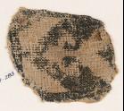 Textile fragment with chevron and trefoil peak (EA1984.283)