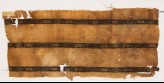 Textile fragment with hexagons, rectangles, and S-shapes (EA1984.304)