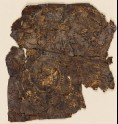 Textile fragment with trefoil scroll (EA1984.359)