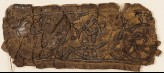 Leather fragment with interlace, possibly from a book cover (EA1984.361.b)