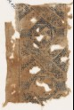 Textile fragment with band of interlace (EA1984.430)
