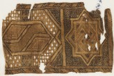 Textile fragment, possibly from a sash or shawl (EA1984.445.a)