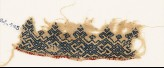 Textile fragment with knotted and interlacing plants (EA1984.465)