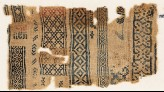 Sampler fragment with five bands (EA1984.480)