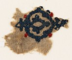 Textile fragment with medallion (EA1984.91)