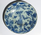 Dish with birds in a landscape (EA1986.50)