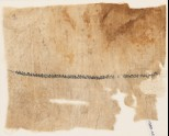 Textile fragment with tiraz band of pseudo-inscription (EA1988.45)