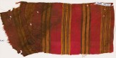 Textile fragment with striped bands (EA1988.54.c)