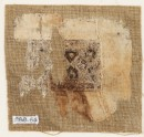 Textile fragment with band of decoration (EA1988.64)