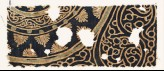 Textile fragment with vines, palmettes, and tendrils (EA1990.225)