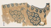 Textile fragment from a dress, possibly with grapes (EA1990.268)