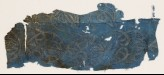 Textile fragment with tear-drops and wing-shapes (EA1990.269)