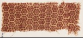 Textile fragment with carnations (EA1990.284)