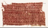 Textile fragment with arches, circles, and rosettes (EA1990.345)