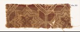 Textile fragment with large stars (EA1990.353)