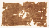 Textile fragment with script (EA1990.376)