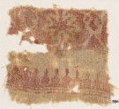 Textile fragment with flower and interlace (EA1990.427)