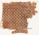 Textile fragment with quatrefoils and circles (EA1990.471)