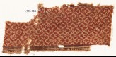 Textile fragment with interlocking quatrefoils (EA1990.498)