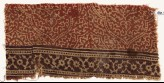 Textile fragment with tendrils and lobed medallions (EA1990.569)